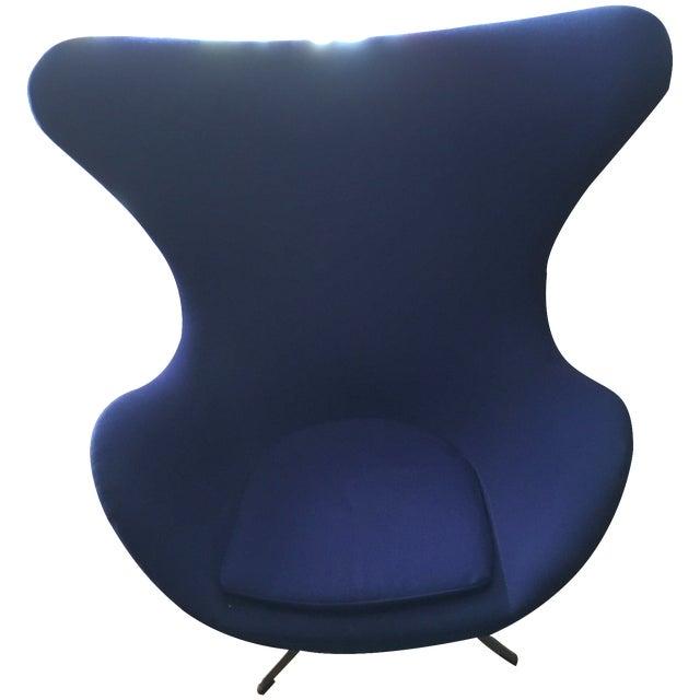 Arne Jacobsen Egg Chair by Fritz Hansen - Image 1 of 8