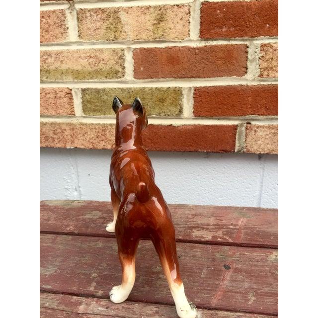 1950s Vintage Boxer Dog Figurine - Image 4 of 5