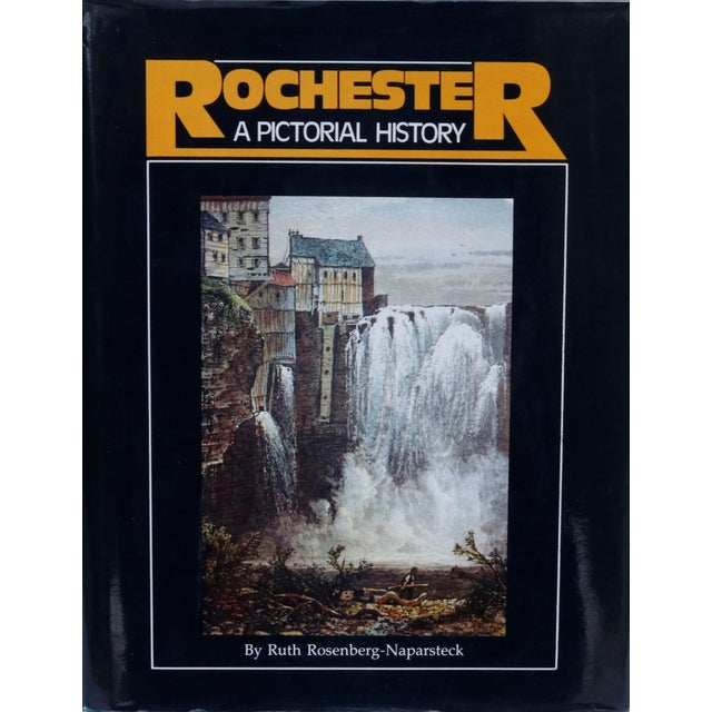 Paper Rochester, A Pictorial History by Ruth Rosenberg-Naparsteck For Sale - Image 7 of 7
