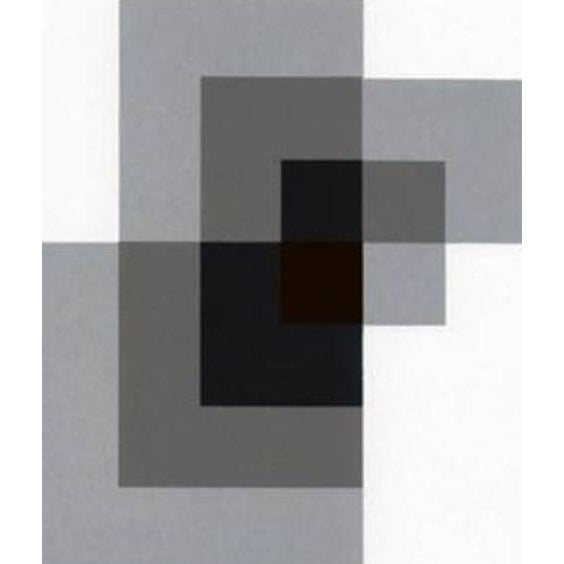 Abstract 1997 Abstract Serigraph by Anton Stankowski, Limited Edition For Sale - Image 3 of 3