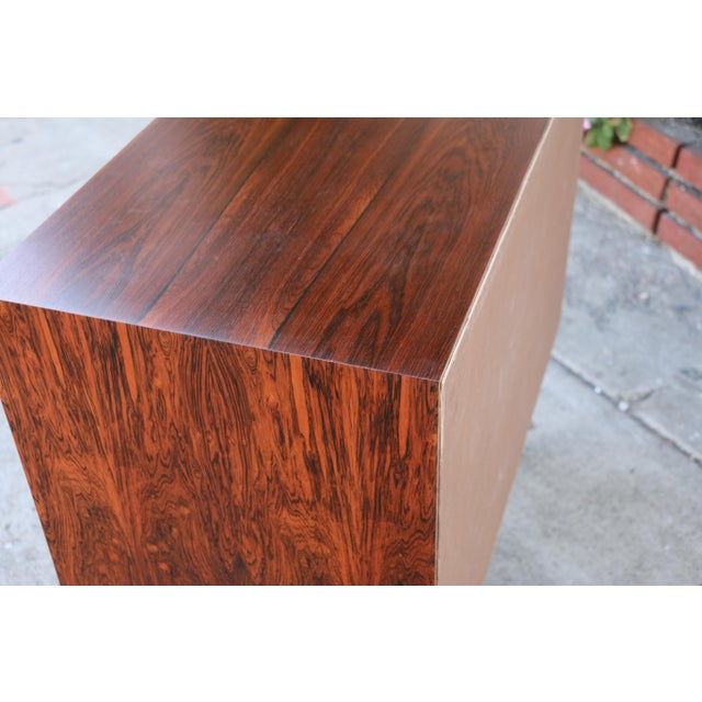 Rosewood Small Cabinet - Image 10 of 11