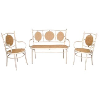 Bentwood Salon - Set of 3 For Sale