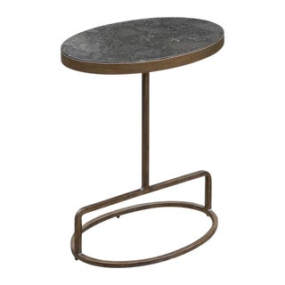 Industrial Side Table For Sale