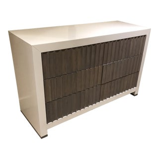 Ny Scalamandre Chest of Drawers For Sale
