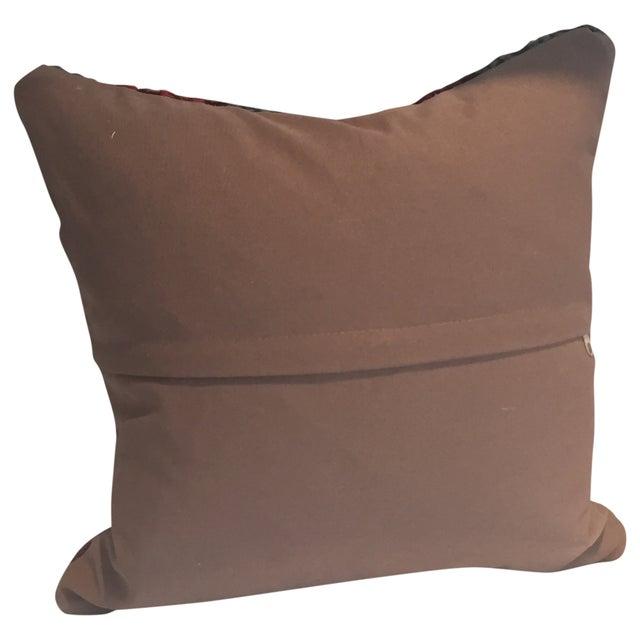 Vintage Kilim Pillow - Image 2 of 2