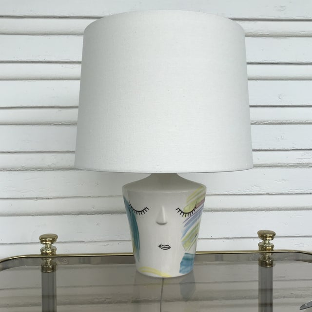 Anthropologie Marilyn Lamp For Sale In Raleigh - Image 6 of 6
