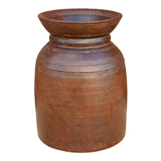 Chana Tribal Ghee Pot For Sale