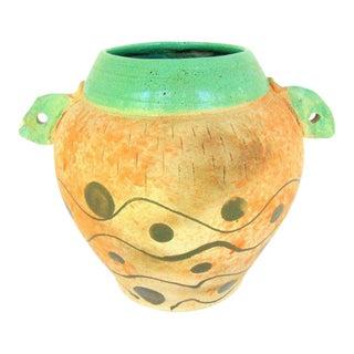 Pottery Vase by Jeri Burdick