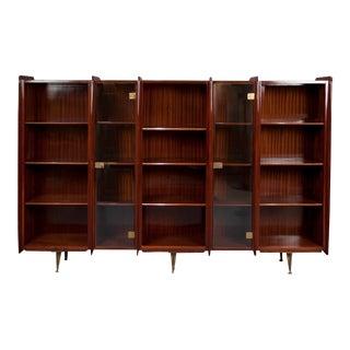 Art Moderne Italian Bookcase