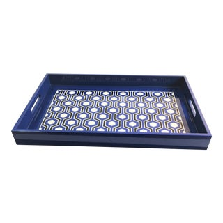 Bungalow 5 Sasoon Serving Tray For Sale