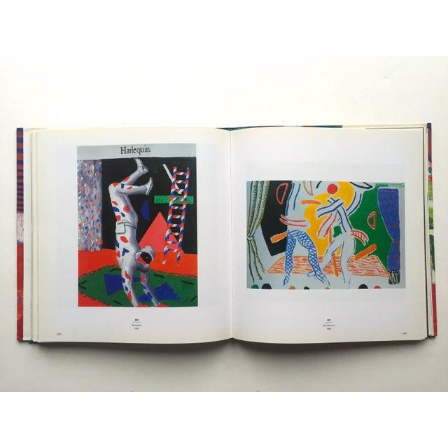 """ David Hockney a Retrospective "" 1st Edtn Vintage 1988 Collector's Hardcover Art Exhibition Book For Sale In Kansas City - Image 6 of 12"