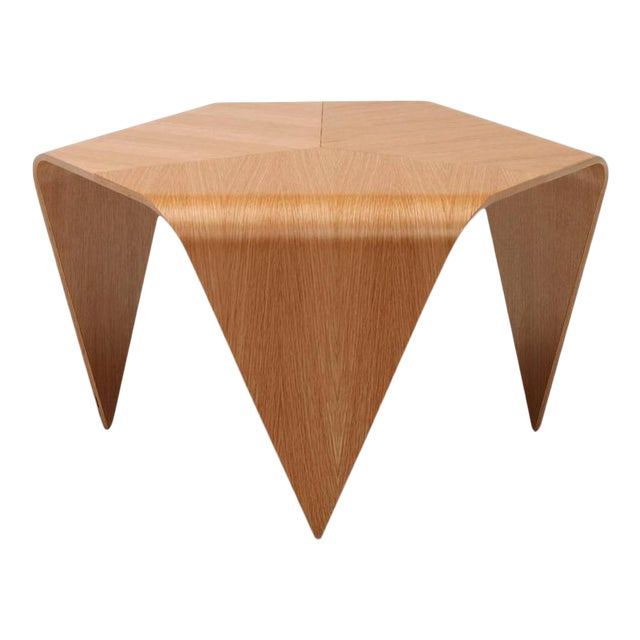 Authentic Trienna Table with Oak Veneer by Ilmari Tapiovaara & Artek For Sale