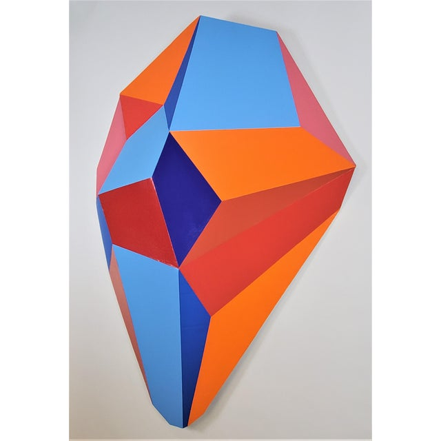 2010s Sassoon Kosian Ready for Action Wall Sculpture For Sale - Image 5 of 7