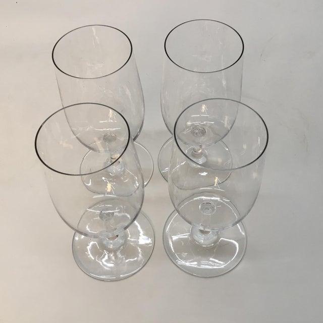 Baccarat Baccarat France Wine Glasses - Set of 4 For Sale - Image 4 of 7