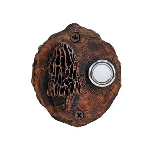 Log End Mushroom Doorbell For Sale