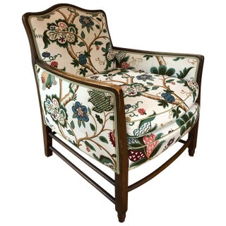 French Country Style Bergere For Sale