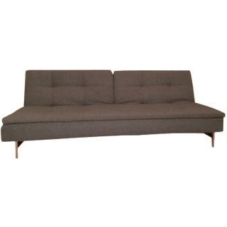 Innovation USA Gray Convertible Sofa Bed