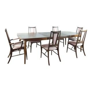 Holman Manufacturing Co. Mid-Century Modern Dining Set