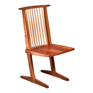 George Nakashima Conoid Chair, 1960s For Sale