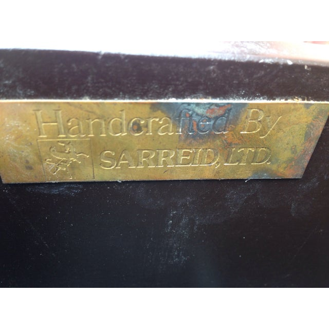 Brass Chest by Sarreid Ltd. For Sale - Image 7 of 7