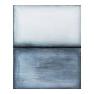 Large Scale, Rothko-Style Abstract Canvas by Michele Tholen For Sale
