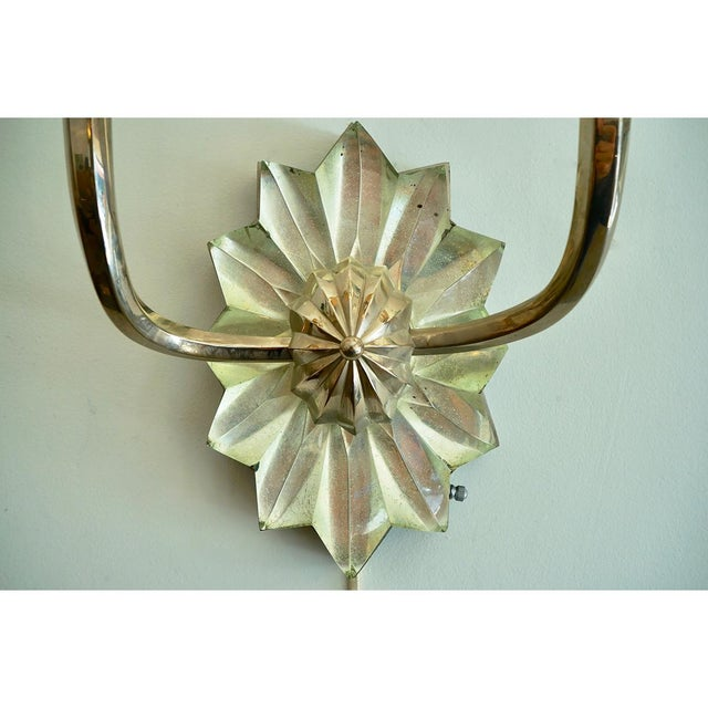 French Art Deco Sconces For Sale In Los Angeles - Image 6 of 9