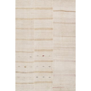 Pasargad Turkish Kilim Hemp Rug - 6′2″ × 9′5″ For Sale