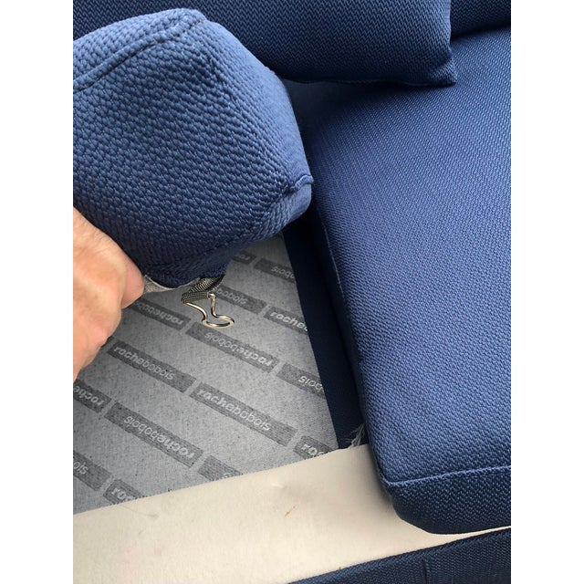 Blue Modern Roche Bobois Attraction Sofa For Sale - Image 8 of 11