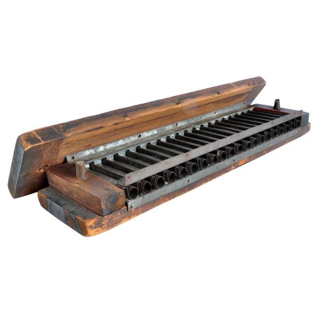 Vintage Cigar Molding Tool For Sale