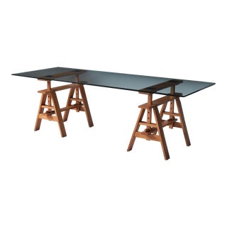 """Achille Castiglioni """"Leonardo"""" desk for Zanotta For Sale"""