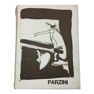 1963 Luigi Parzini Book by Gillo Dorfles For Sale