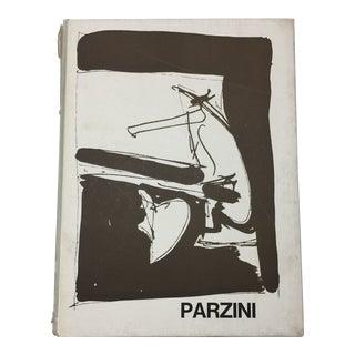 1963 Luigi Parzini Book by Gillo Dorfles For Sale