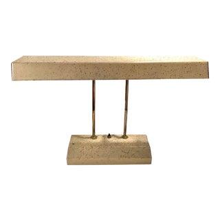 Mid Century Metal Desk Lamp For Sale