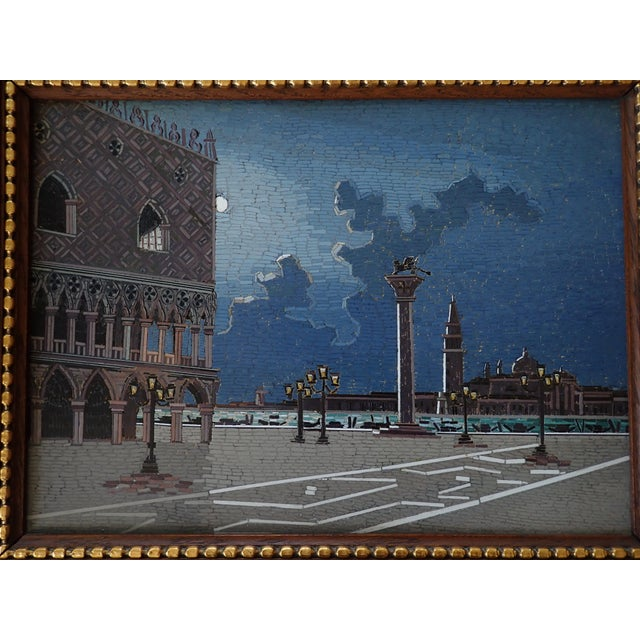 19th Century Italian Micromosaic Plaque For Sale In New York - Image 6 of 13