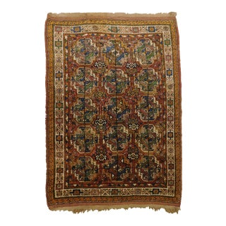 Antique Persian Tribal Rug For Sale