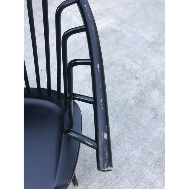 Birch Early Crinolette Chair by Tapiovaara for Asko of Finland For Sale - Image 7 of 13
