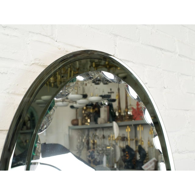 Cristal Arte Italian Cristal Art Mirror For Sale - Image 4 of 7