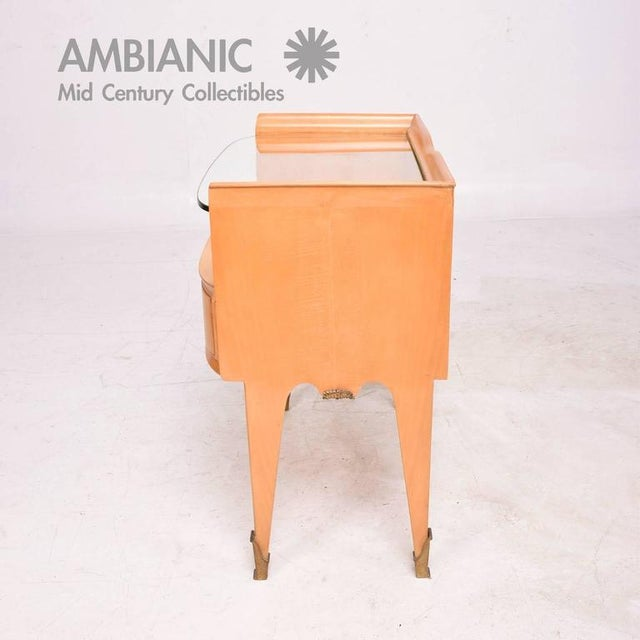 Mid-Century Modern Italian Nightstand For Sale In San Diego - Image 6 of 10