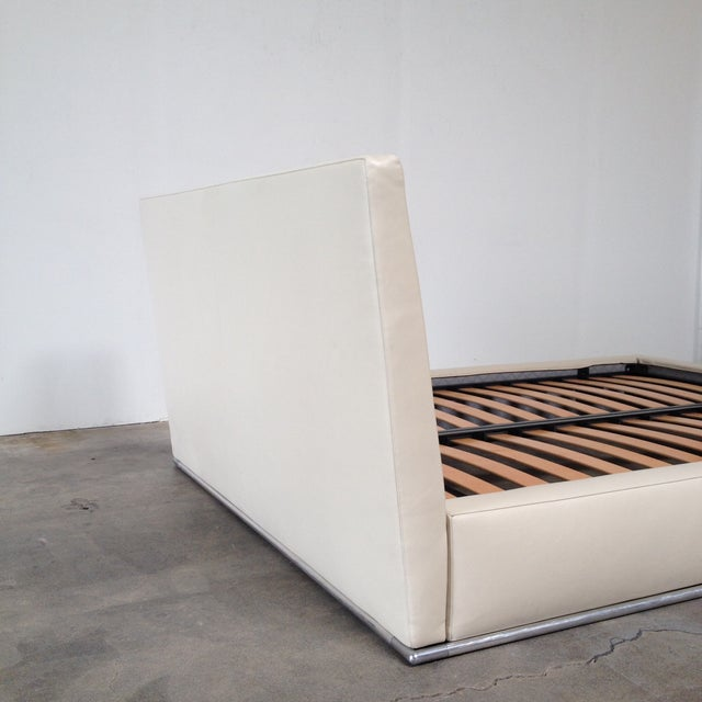 B&B Italia Marcel Queen Bed For Sale - Image 5 of 7