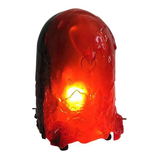 Gaetano Pesce Ghost Lamp For Sale