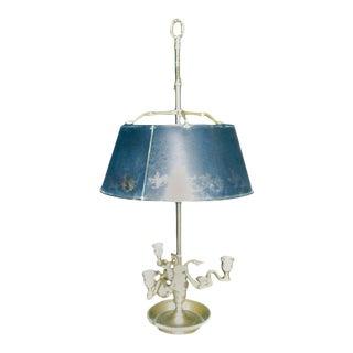 Empire Style Bronze Bouillotte Lamp For Sale