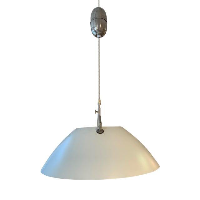 Hans Wegner for Louis Poulsen, Jh 604 Pendant Lamp Circa: 1960 For Sale