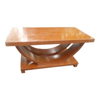 1930s Art Deco Gilbert Rohde for Brown Saltman Coffee Table