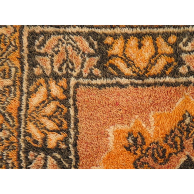 Vintage Moroccan Rug - 1′2″ × 3′4″ For Sale - Image 5 of 8