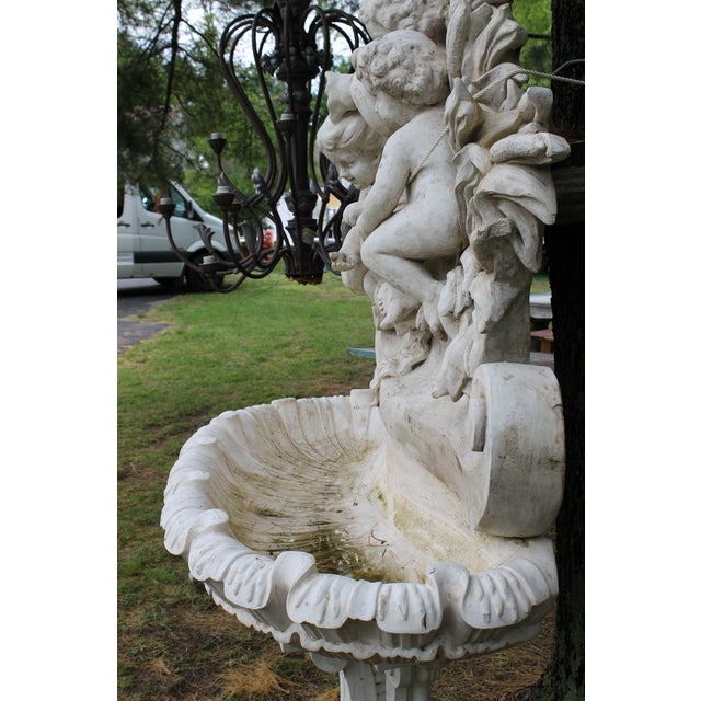 Vintage Victorian Outdoor Statuary For Sale - Image 9 of 11