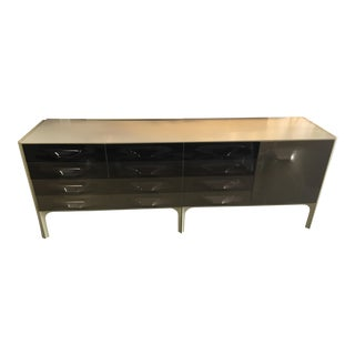 Original Raymond Loewy DF-2000 Credenza For Sale