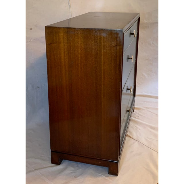 Modern Mid-Century Parzinger Chests- A Pair For Sale - Image 3 of 13
