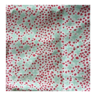Quadrille Alan Campbell Jacks II Fabric 1 Yard For Sale