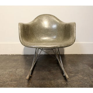 Charles & Ray Eames for Herman Miller Rar Rocking Chair, 1950's, Greige Color. Preview