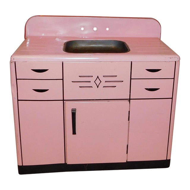 Wolverine Toys Pink Sink For Sale